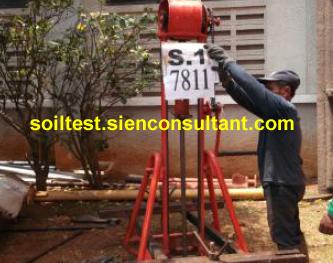 SoilTest-CBR-Jalan Pabrik-Cikarang