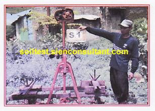 Uji Sondir-CPT Test- Soil test-Tes Tanah Jakarta-Depok-Tangerang-Bogor