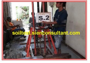 Soil Testing-SondirTest-CPT-Tangerang Jakarta Bogor